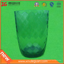 Custom Make Delicate Plastic Drinks Cup of Fruit Juice Cup